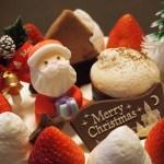 クリスマスケーキのホール2人用なら何号?カロリーと食べきれない対策まで