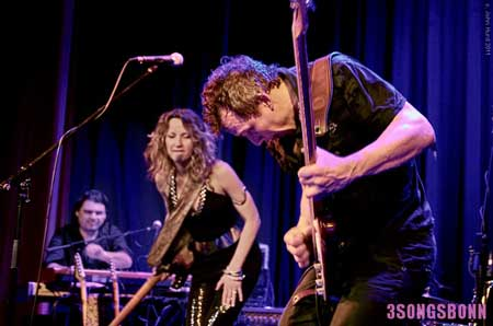 Ana Popovic and Band in Koblenz
