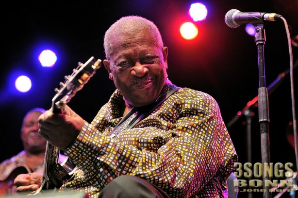 BB King in Bonn