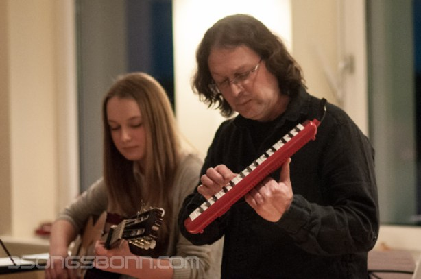 Emily, Barry & Melodica