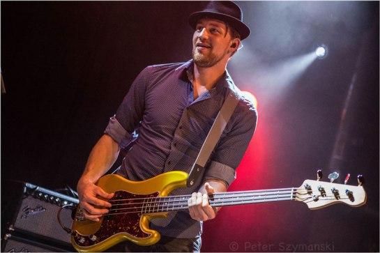 New bassman Alex Grube