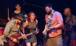 Blues Caravan – Hot at the Harmonie