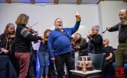 Folk Club Bonn – 10th Anniversary is a piece of cake