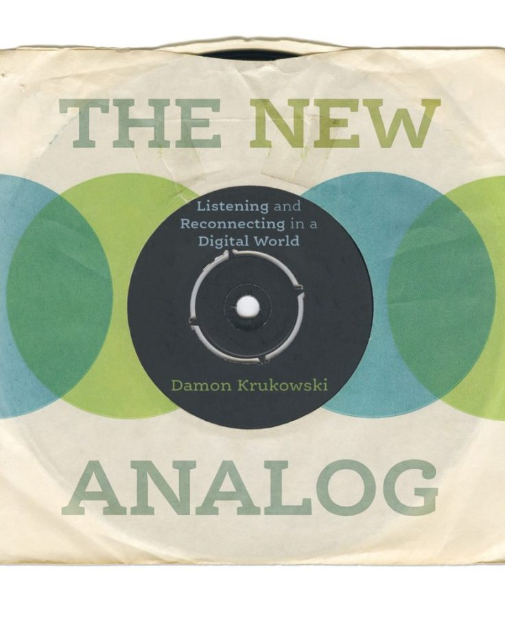 The New Analog Book Cover