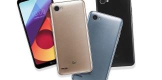 إل جي تكشف النقاب عن هاتفها الذكي الجديد إل جي كيو6