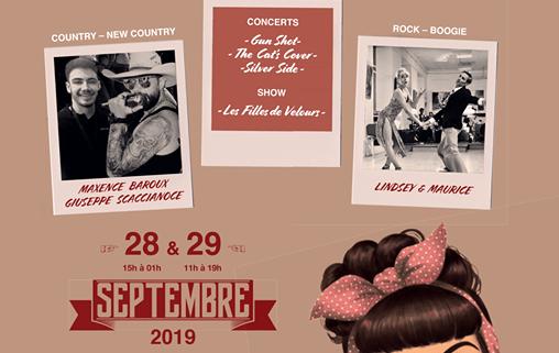 3step - démonstrations - weekend HappyDance - Juillan - 28/29 septembre 2019