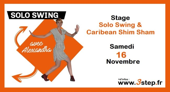 Stage Solo Swing le 16/11/2019