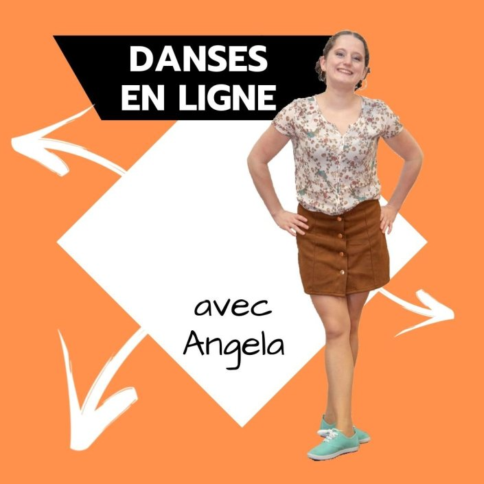 Shim Sham Danse Irlandaise Madison Routines Swing avec Angela