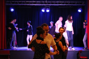 Soirée dansante organisée par 3step pour les élèves