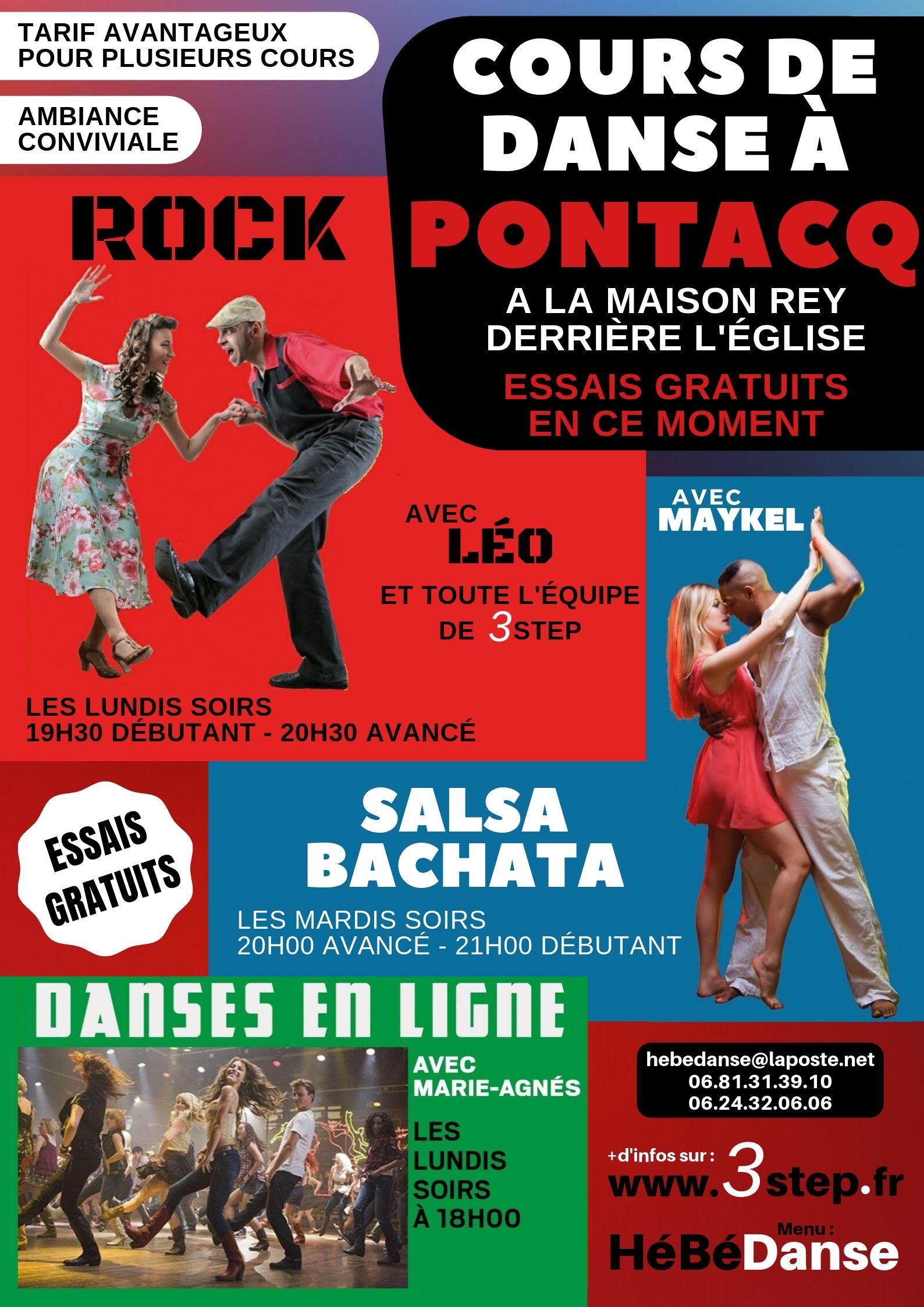 Cours Danse Pontacq