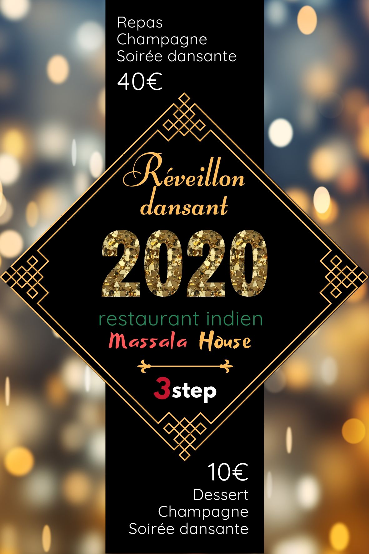Reveillon 3step 2019