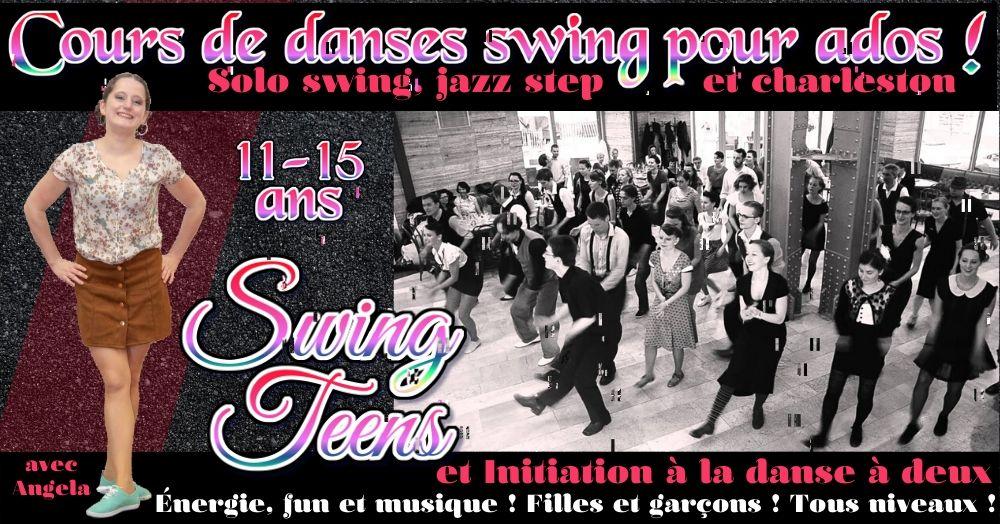 Cours de danse pour les ados à Pau
