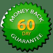 ChewTheFatOFF 60 Day Money Back Guarantee!