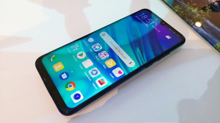 Huawei P Smart 2019, schermo