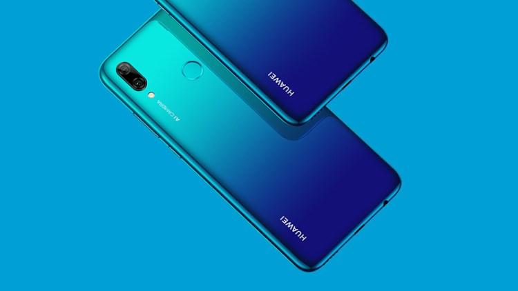 Huawei P Smart 2019, retro