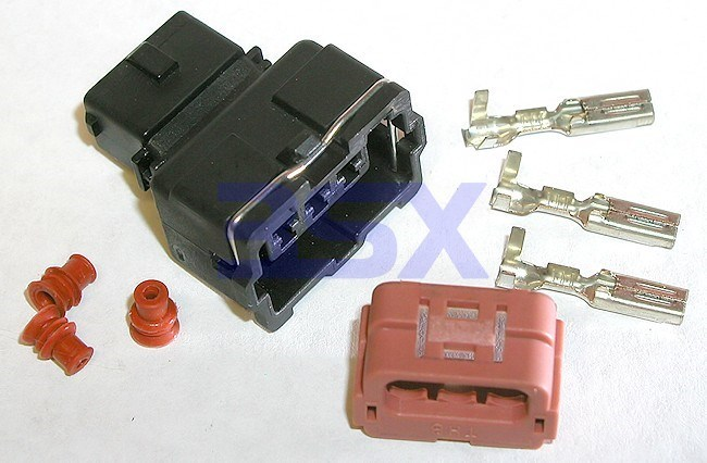 Wiring Connectors Harness Plugs 3SX
