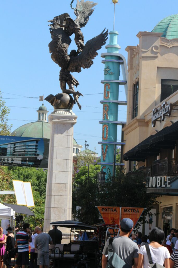 Los Angeles Shopping The Grove Amp Rodeo Drive 3ten