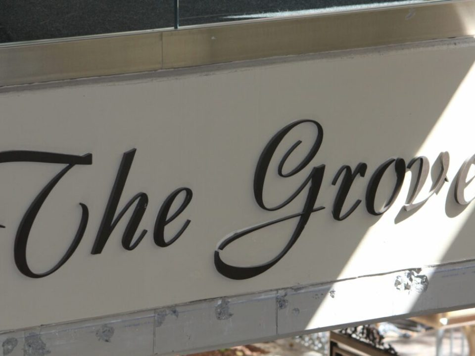 The Grove LA: 3ten.ca