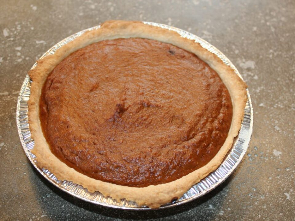 Pumpkin Pie: 3ten.ca