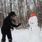 Snowman Time: 3ten.ca