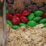 Chewy Country Cookies: 3ten.ca #masonjar