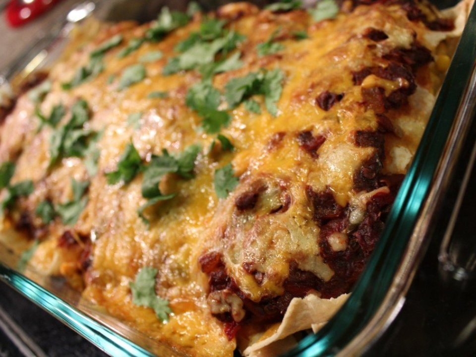 Chicken Enchiladas: 3ten.ca
