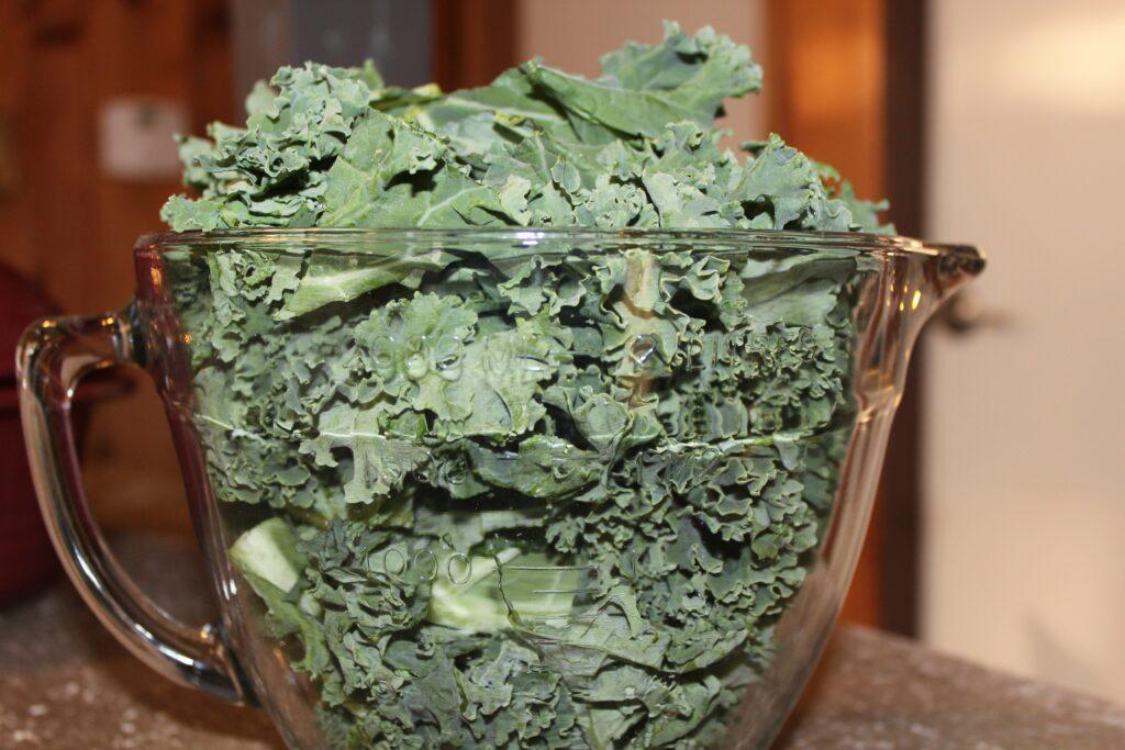 Sautéed Kale: 3ten.ca