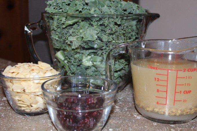 Southern Sautéed Kale: 3ten.ca