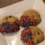 The Best Chocolate Chip Cookie - Oilers Edition: 3ten.ca #yeg