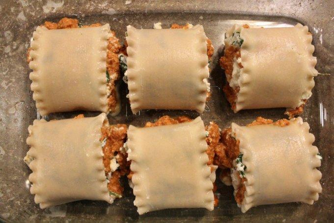 Lasagna Rolls: 3ten.ca