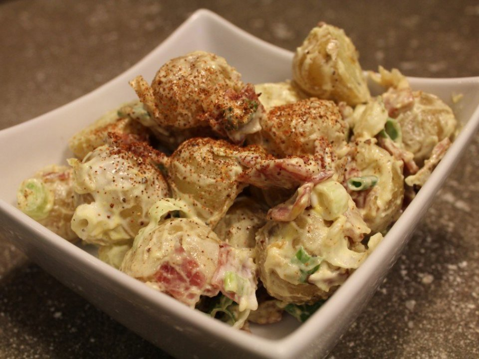Bacon Potato Salad: 3ten.ca