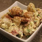 Turkey Bacon Potato Salad: 3ten.ca #salad #bacon