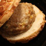 Stuffed Turkey Burger: 3ten.ca #burger