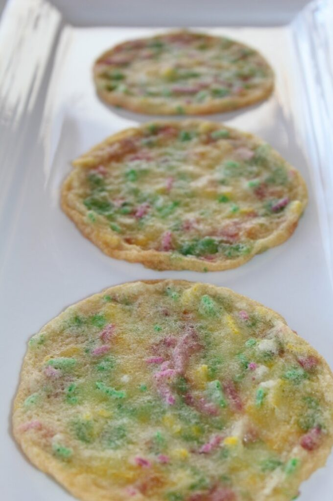 Sprinkle Sugar Cookies: 3ten.ca