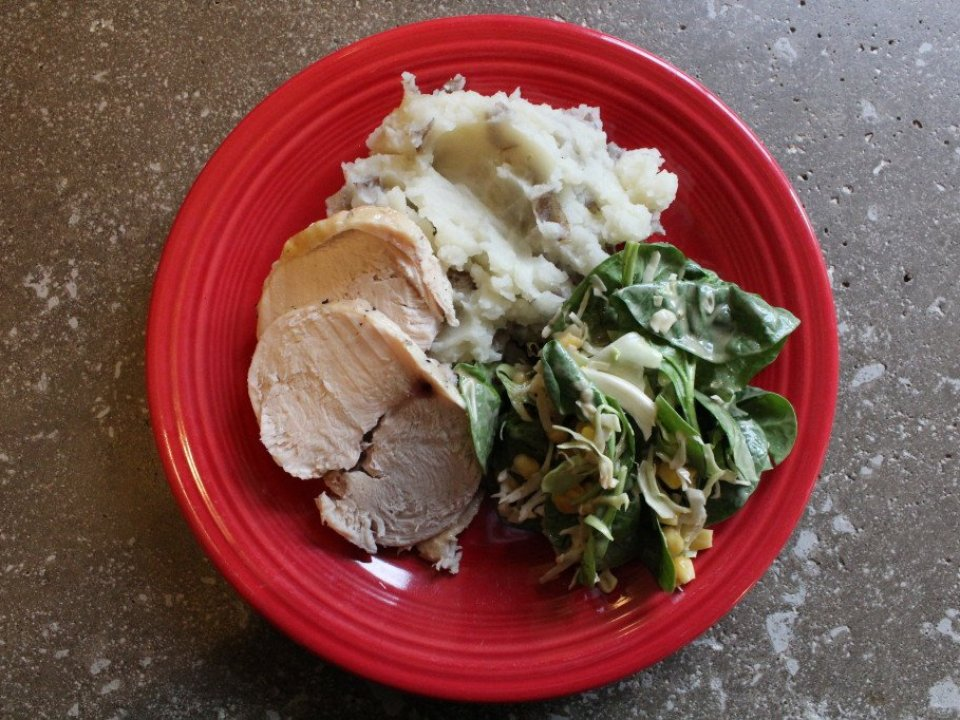 Roasted Turkey Breast: 3ten.ca