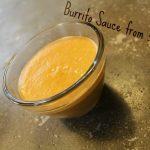 Bueno Burrito Sauce: 3ten.ca #burrito
