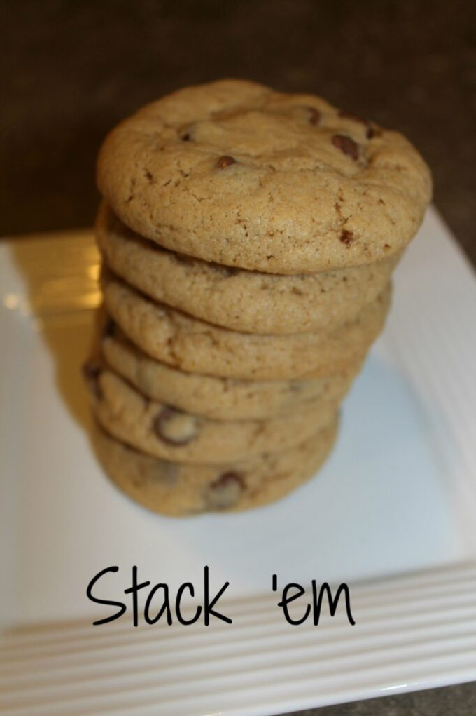 Chewy Chocolate Chip Cookies: 3ten.ca