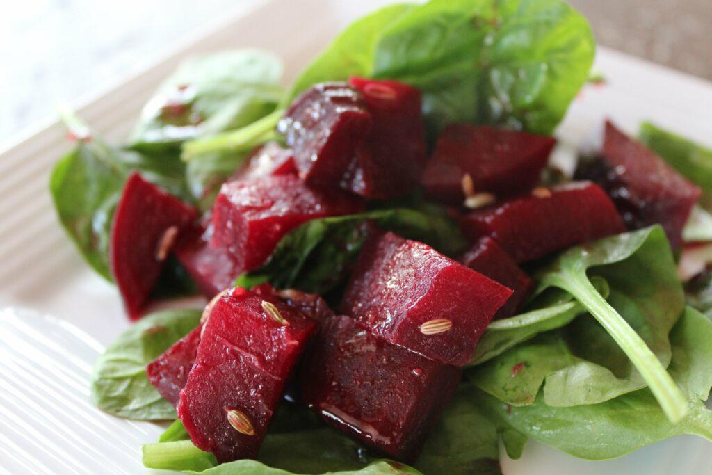 Citrus Beet Salad: 3ten.ca