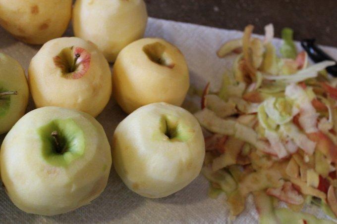 Skillet Apple Crumble: 3ten.ca