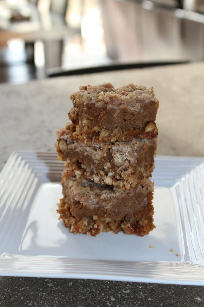 Pumpkin Spice Bars: 3ten.ca