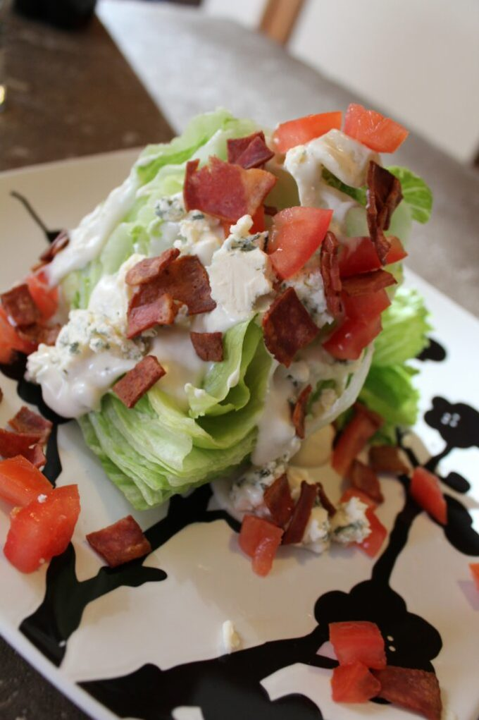 Wedge Salad: 3ten.ca