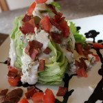 Wedge Salad: 3ten.ca #salad