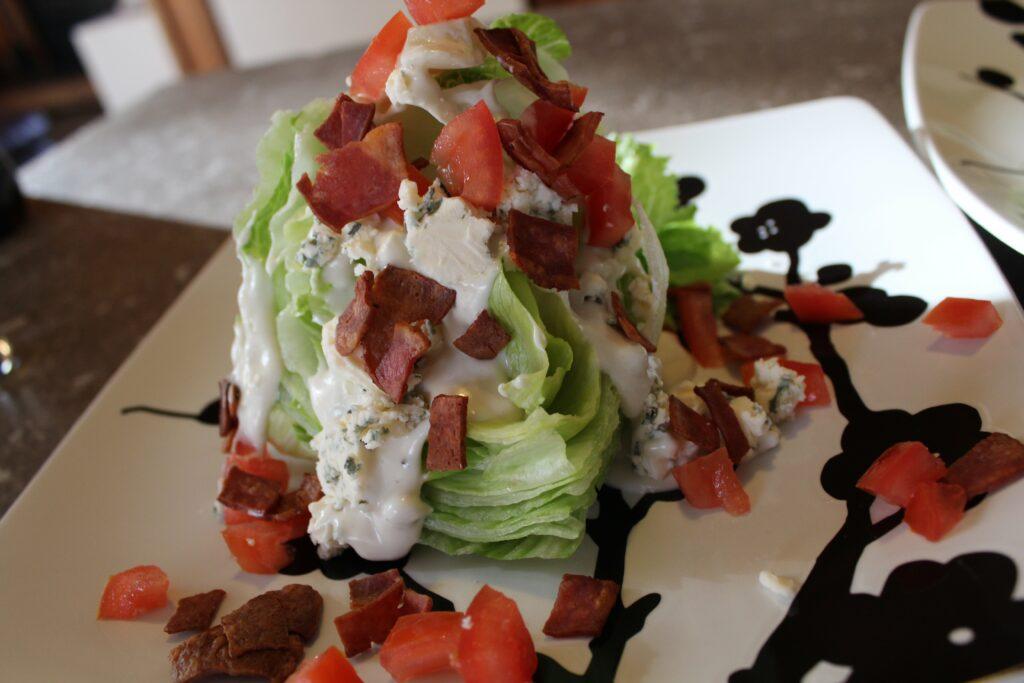 Lettuce Wedge Salad: 3ten.ca