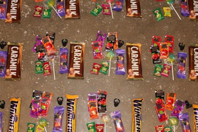 Halloween Loot Bags: 3ten.ca