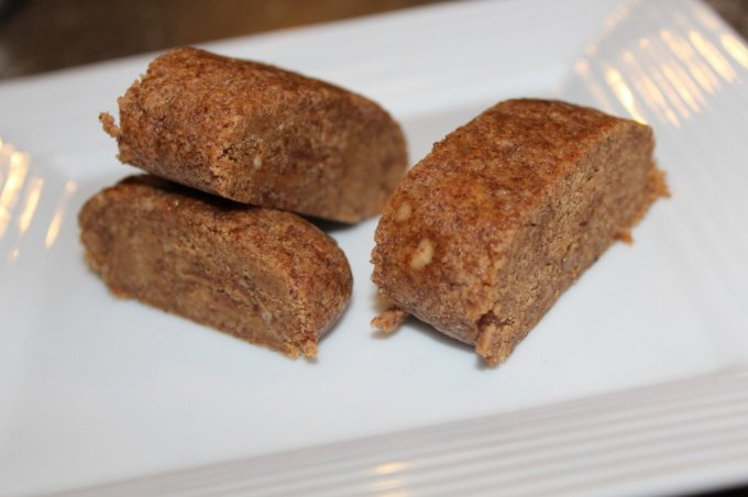 Protein Bar Recipe: 3ten.ca #healthysnack
