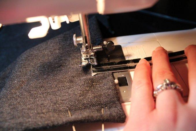Placemat Tutorial: 3ten.ca #sewing