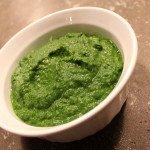 Chimichurri Sauce: 3ten.ca #cilantro #steaksauce