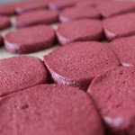 Red Velvet Cookies: 3ten.ca #redvelvet #cookies #12daysofcookies