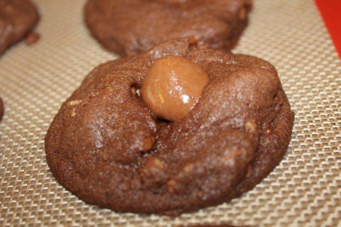 Turtle Cookies: 3ten.ca #cookies