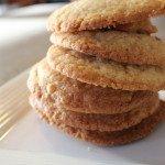 Chewy Smarties Cookies: 3ten.ca #smarties #12daysofcookies